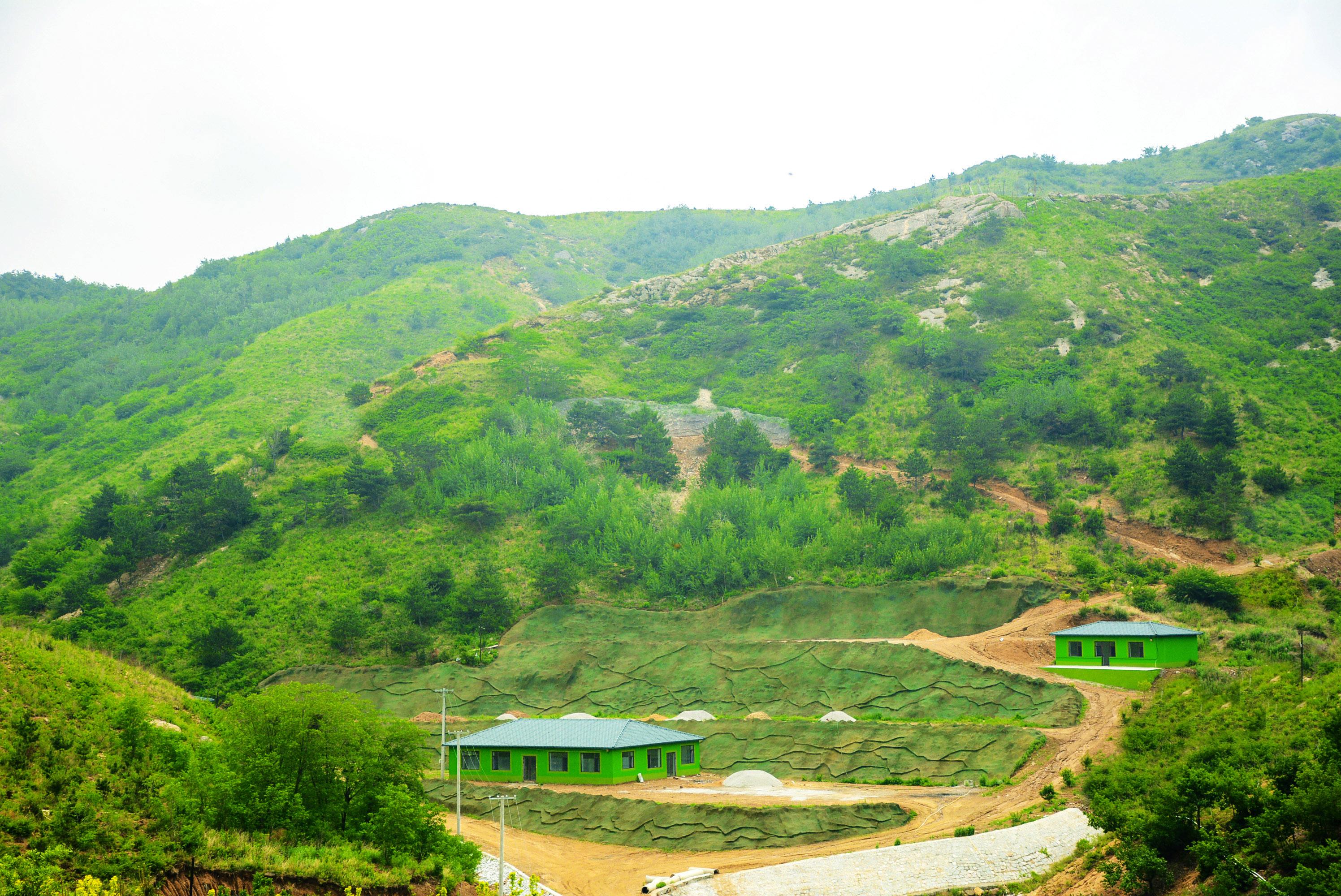 芙蓉山风景区