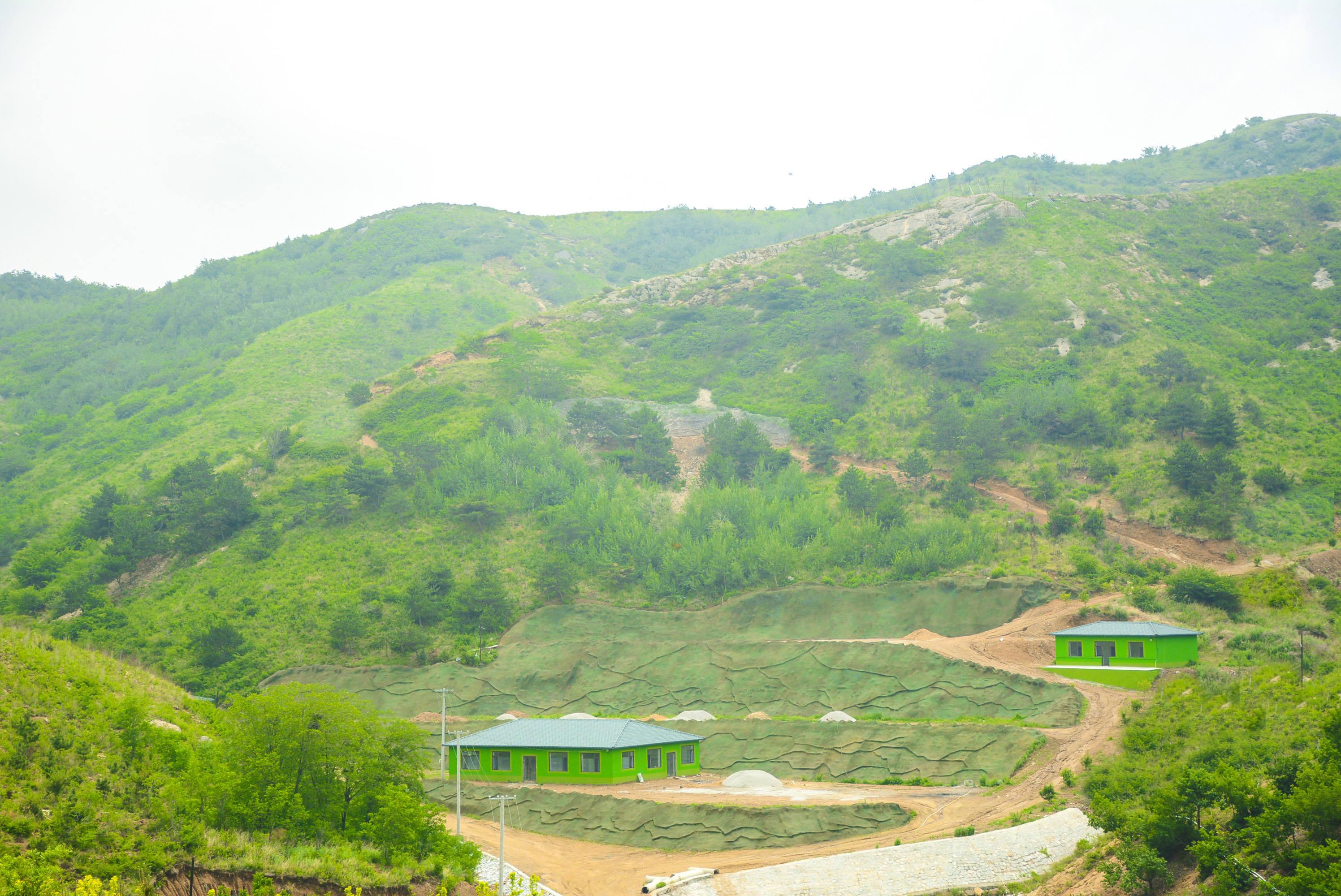 营口芙蓉山