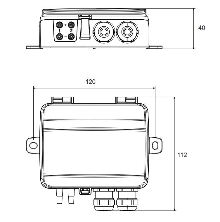 PDT75C联网型气体压差变送器