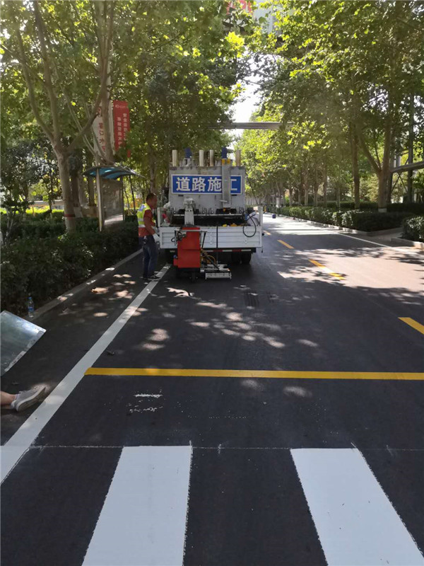 道路施工案例