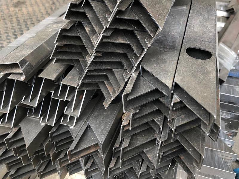 剪板、开槽、折弯