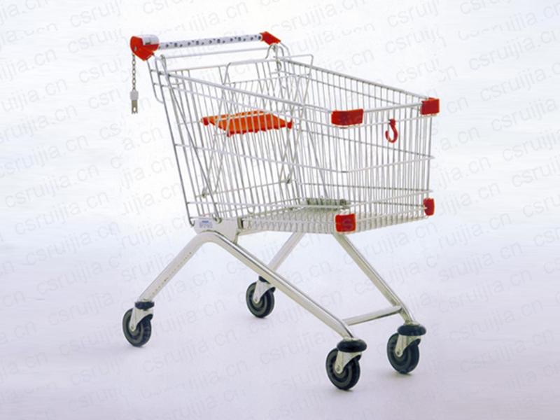 银川超市手推车