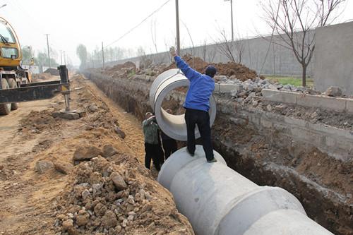 白银混凝土排水管