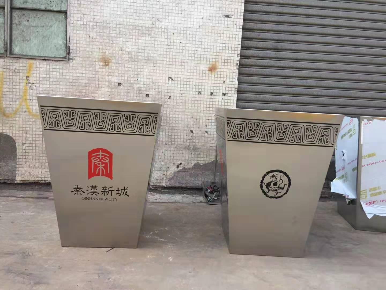 西安不锈钢花盆生产厂家