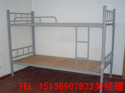 开封钢制双层床