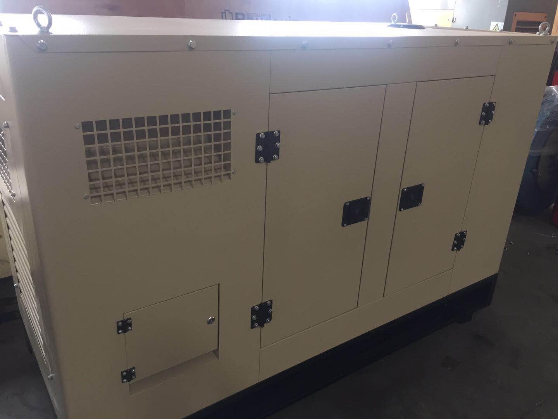 20KW静音箱柴油发电机组