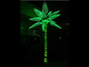 LED椰树-4米-3米宽-12叶4果