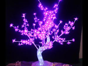 LED水晶树灯