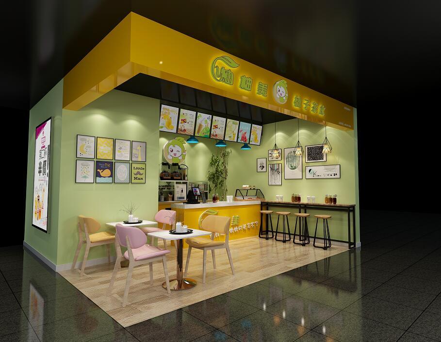 奶茶饮品店加盟
