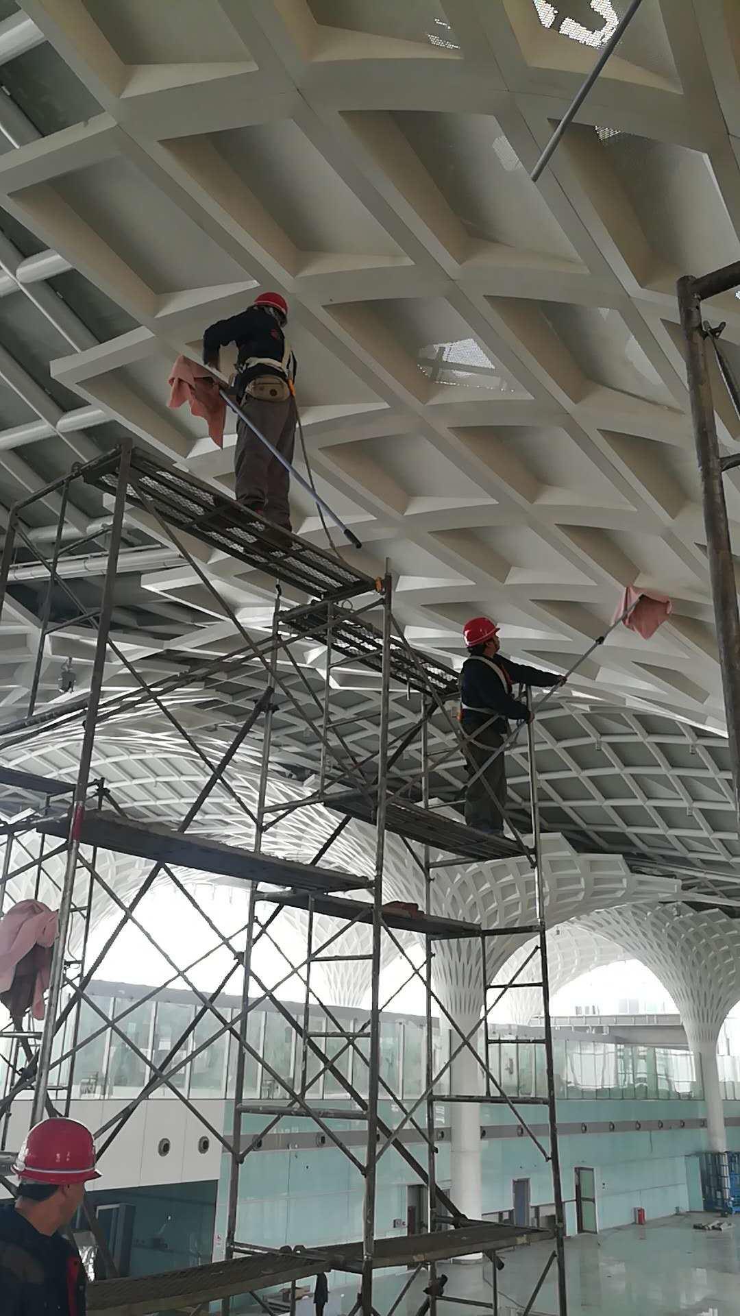海拉爾工程開荒保潔公司