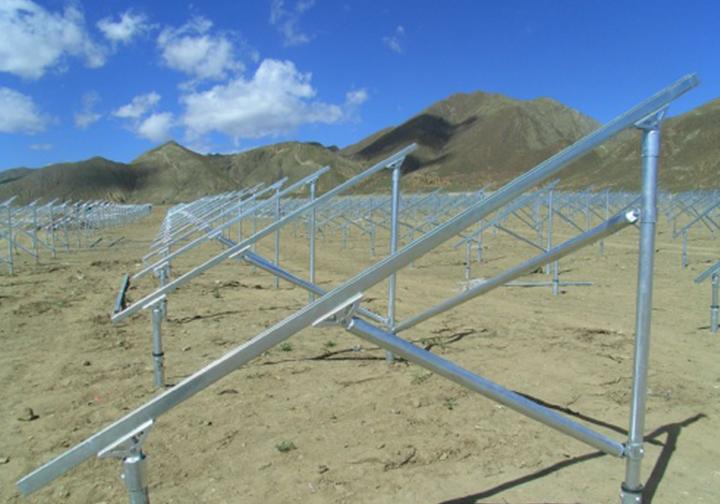 太阳能支架机组