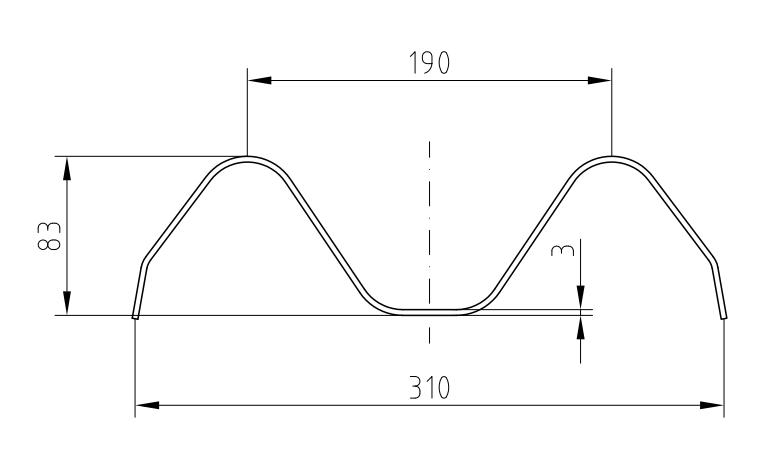 高速護欄生產設備