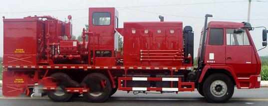 兰州固井水泥车
