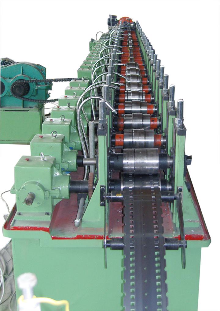 货架立柱生产线