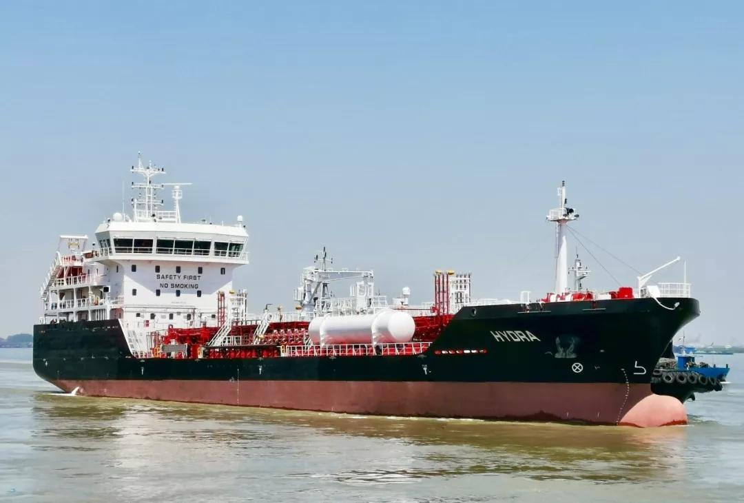 7950DWT化学品船