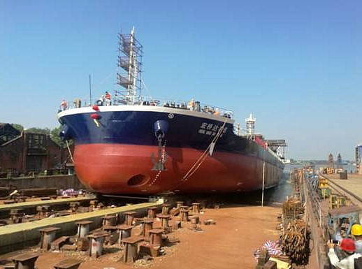 9800吨散货船/JD9800T