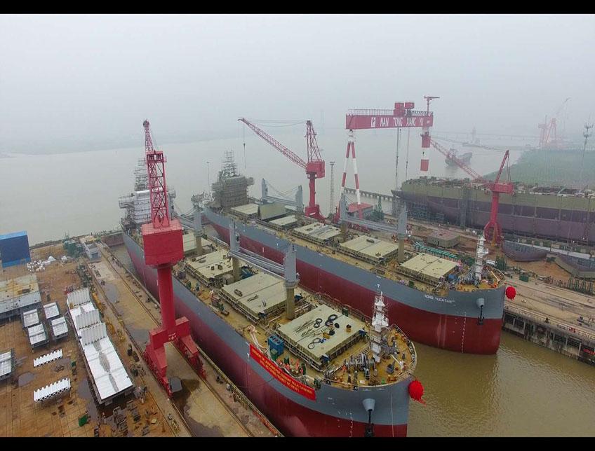 63500DWT 散货船