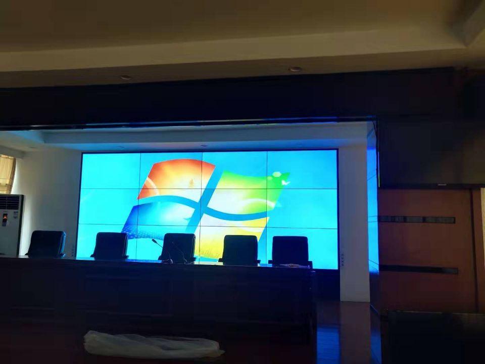 拼接电视墙
