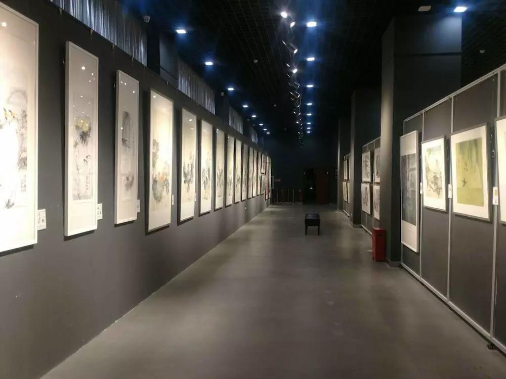 2019•魅力华夏——全国书画作品展招展函