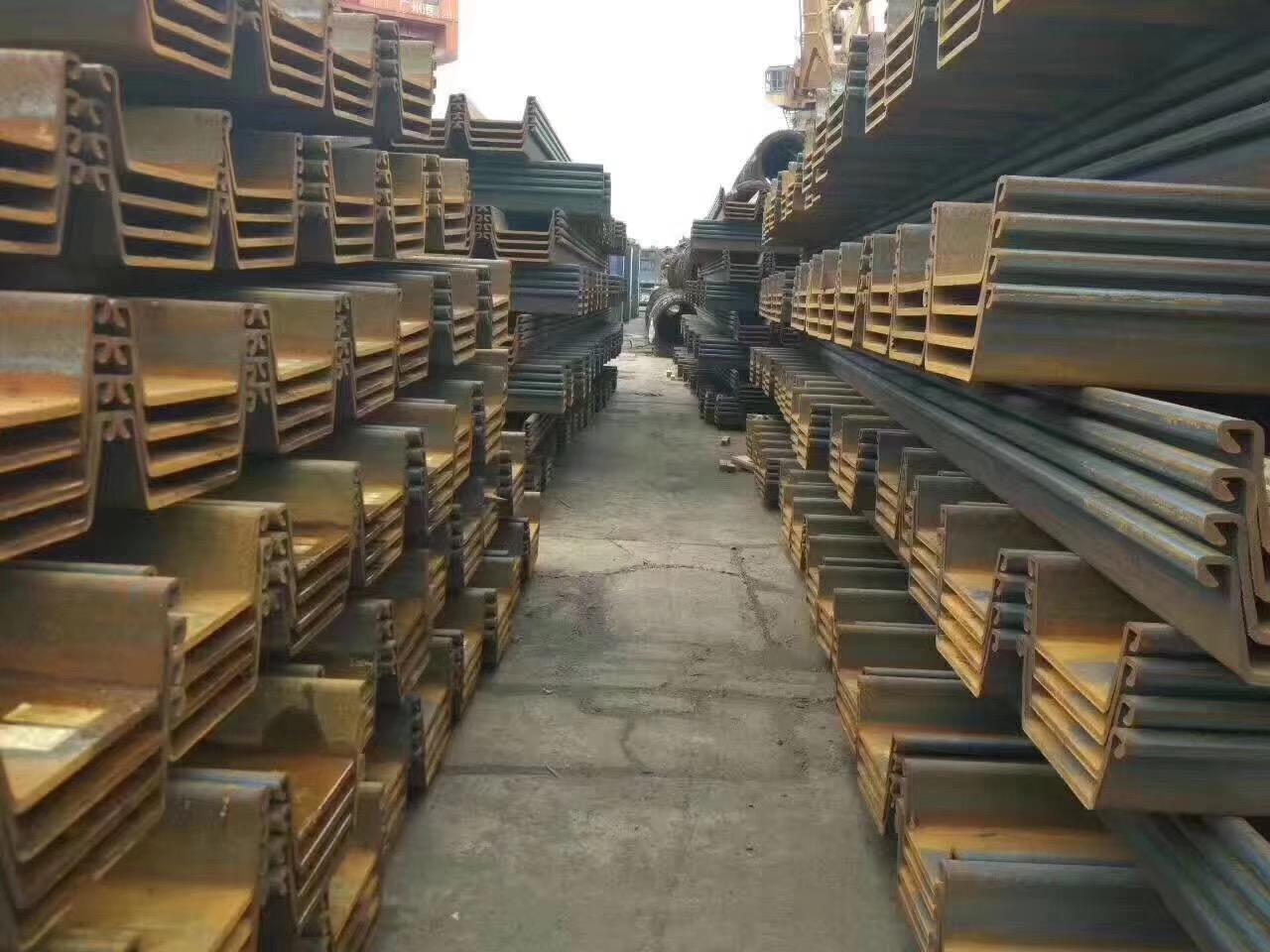 钢板桩材料