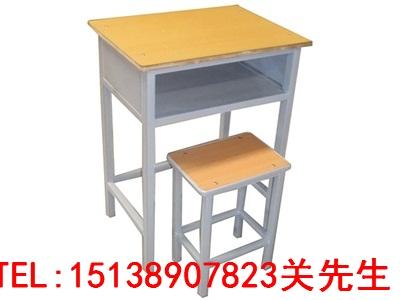 周口可升降课桌凳