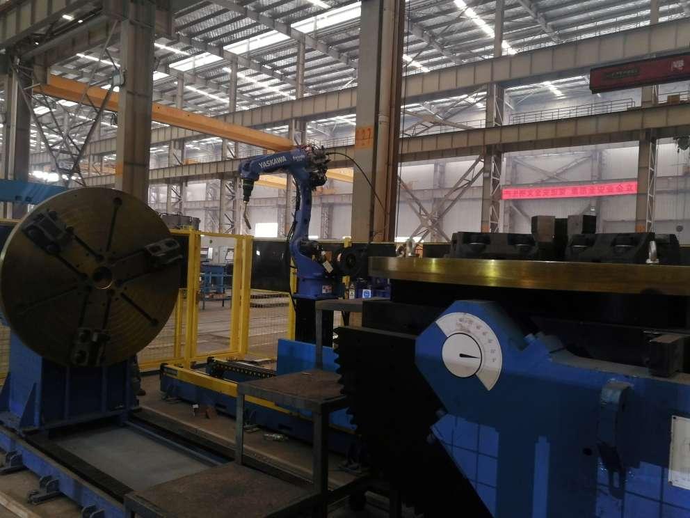 重型机械焊接