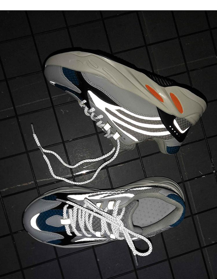 情侣荧光鞋