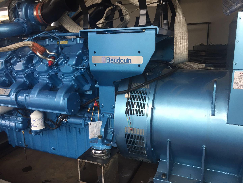 800KW柴油发电机