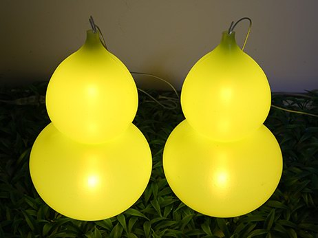 金葫芦挂件灯
