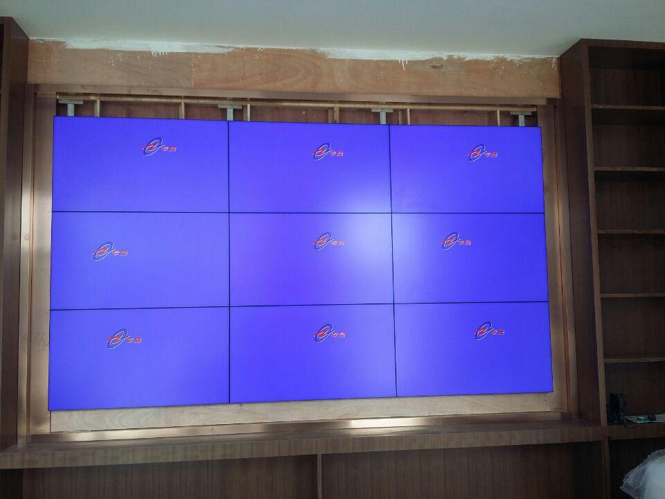 大屏幕拼接墙