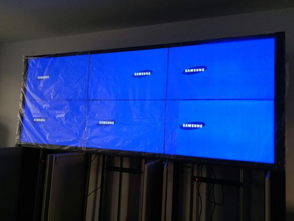 无缝拼接屏