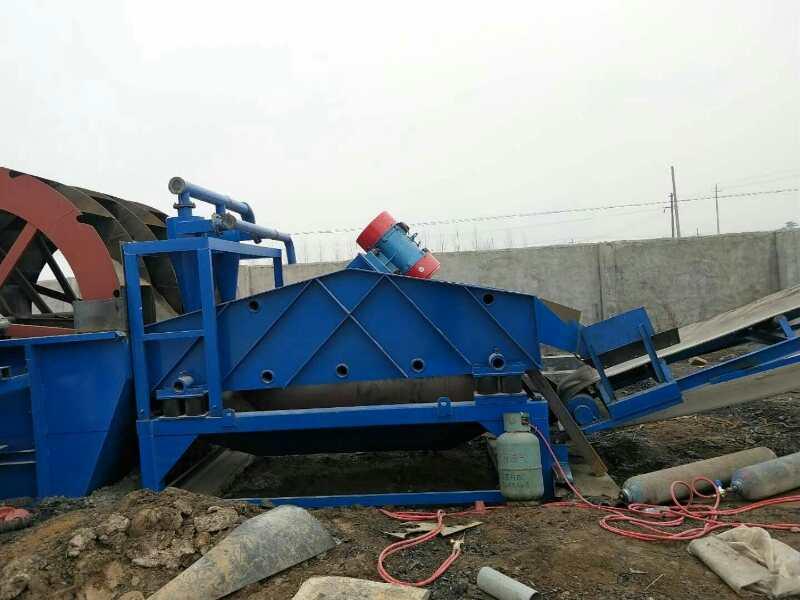 大型脫水細沙回收一體機