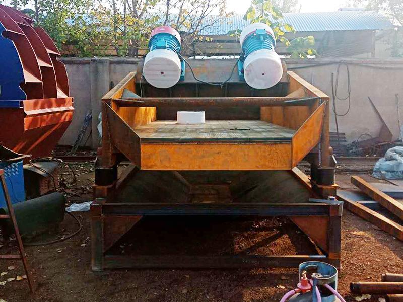 60-150立方脫水篩