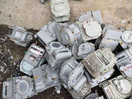 旧电表回收