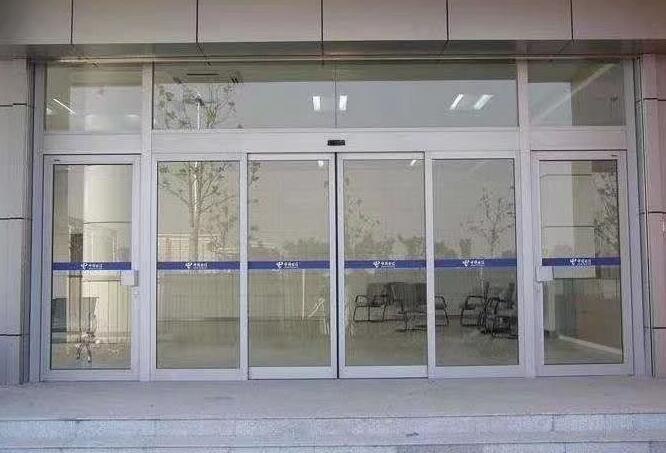 重庆玻璃门安装