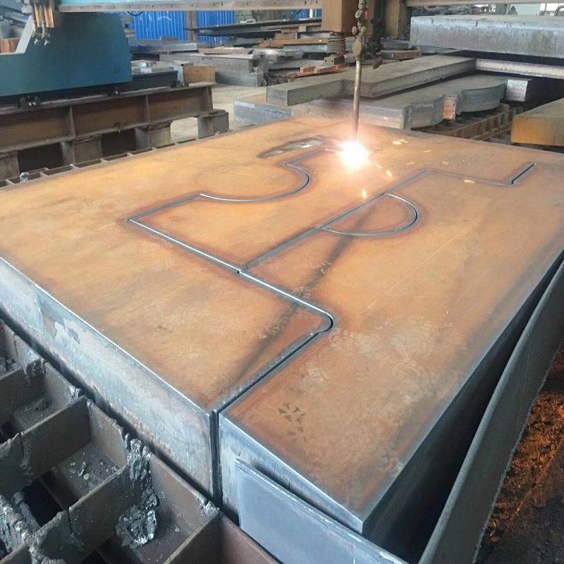 钢板切割各种图形件价格