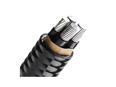 高铁铝合金电缆
