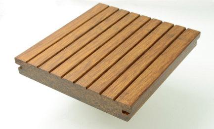 小沟槽浅碳地板