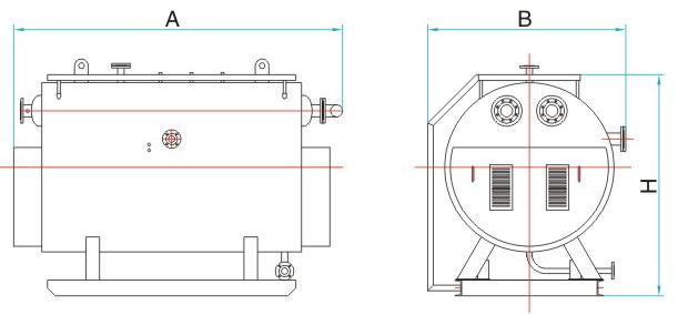电加热型真空锅炉