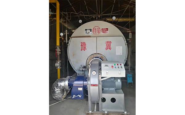 6吨低氮锅炉