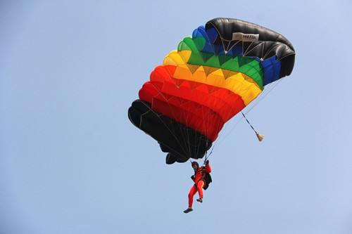 全国跳伞冠·军大赛