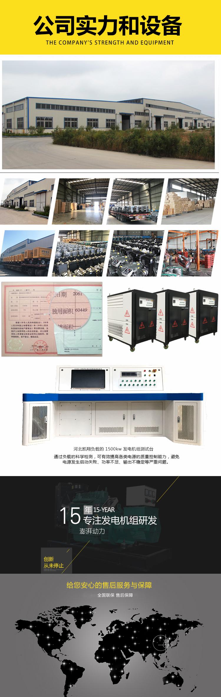 上海发电机组
