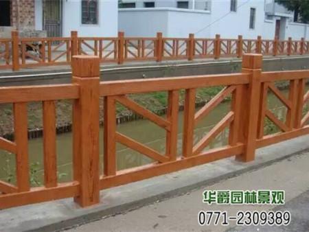 亚博体育软件下载水泥仿木栏杆