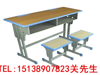 鹤壁学生升降课桌椅