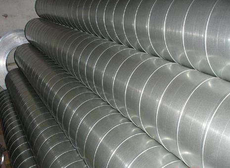 不锈钢通风管道