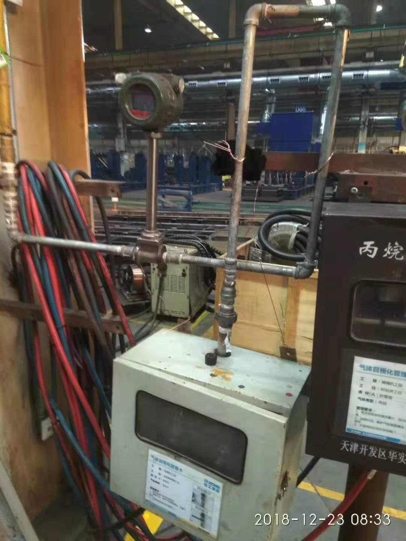 2019年3月在徐州重型做实验