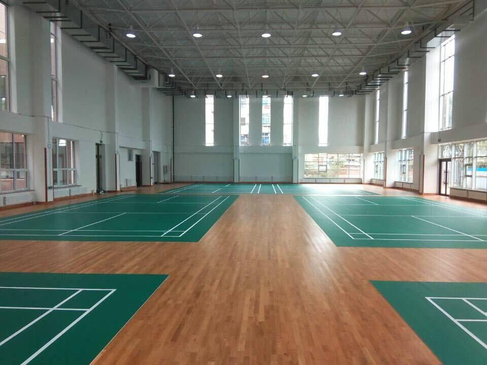 青海PVC运动地板