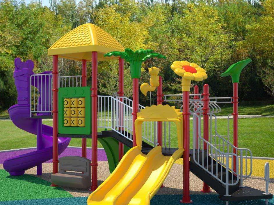 西宁儿童游乐设施