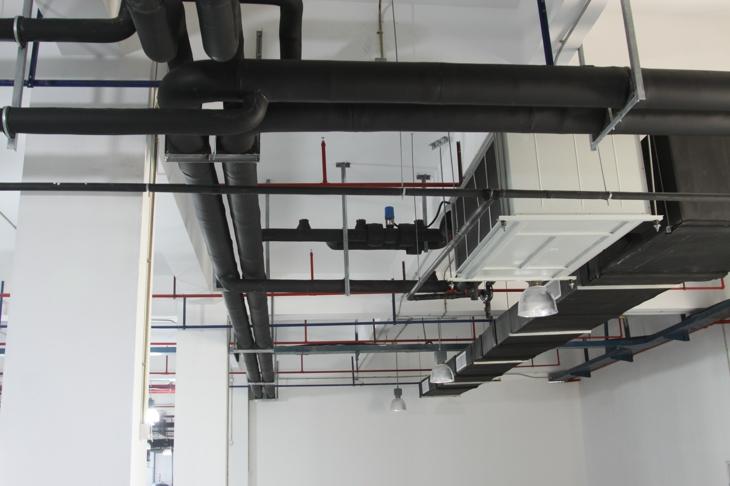 中央空调安装维修