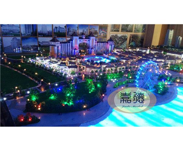 广西建筑沙盘模型